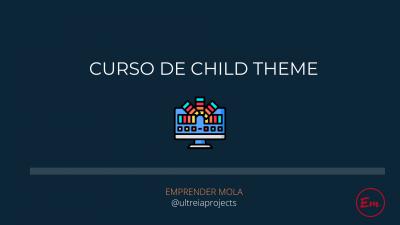 curso de child theme